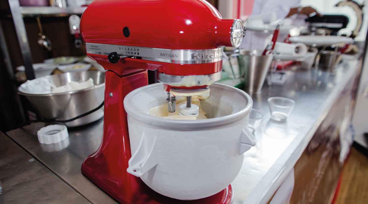 Kitchen Aid Atelier
